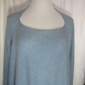 Sundance 100% Cashmere Hi-Low Sweater Dress